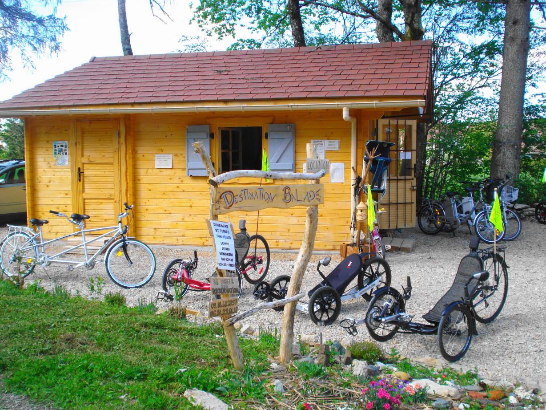 Location de vélos dans le jura